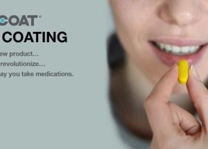 Revolutionary Pill Coating, MEDCOAT, Helps People Take Medicine