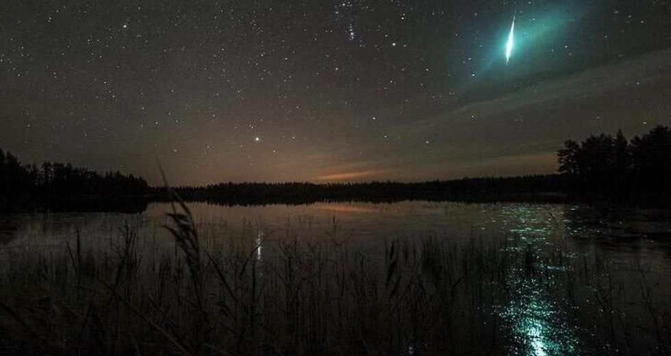 Meteor Lights Up The Skies of Texas – Watch Video