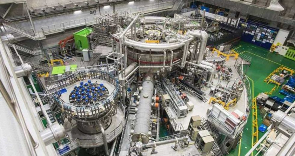 This Artificial Sun Running at 100 Million Degrees Celsius Sets New Record