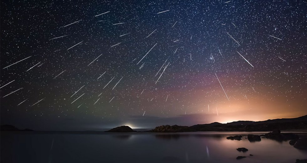 The New Year Brings Up to 90 Shooting Stars Per Hour