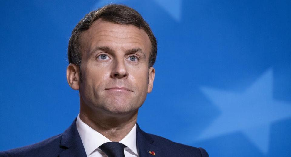 COVID-19 Doesn't Spare Anyone: French President Emmanuel Macron Tests Positive After Experiencing Symptoms