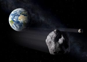 The Largest Asteroid to Approach Earth in 2021 Is 'Potentially Hazardous'