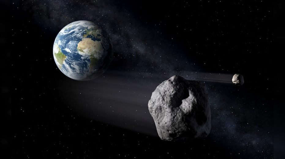 Meteorite Lands on Earth After a Journey of 22 Million Years