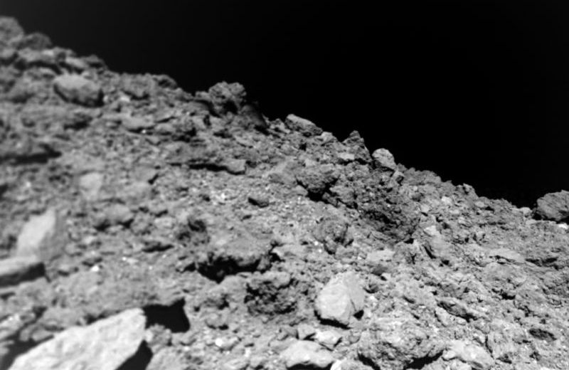 Life In Outer Space? Organic Matter Found On An Asteroid's Surface!