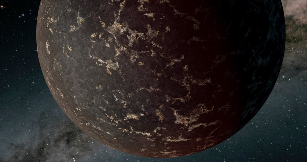 World Premiere: Scientists Detect Tectonic Activity on Another Planet