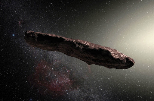 Scientists May Finally Have An Explanation For Oumuamua's Origin