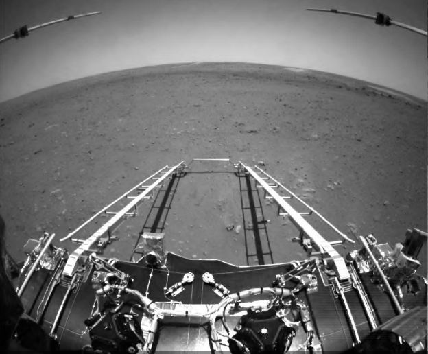 China's Zhurong Starts Mission on Mars – New Data is Available