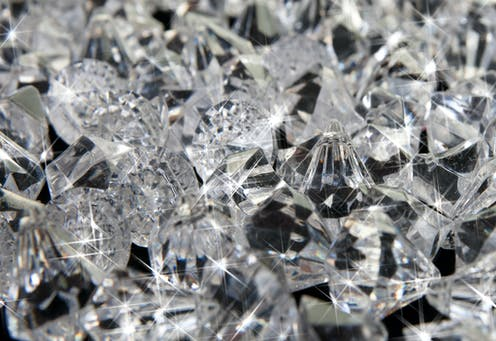How Diamonds Managed to Tell Our History: What Happened 2.7b Billion Years Ago That Has Changed the World