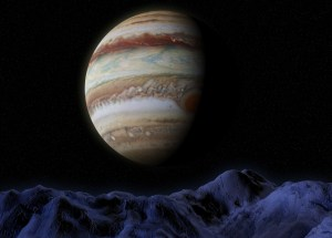NASA Reveals Breathtaking Images of Jupiter and Ganymede, the Biggest Moon From Our Solar System