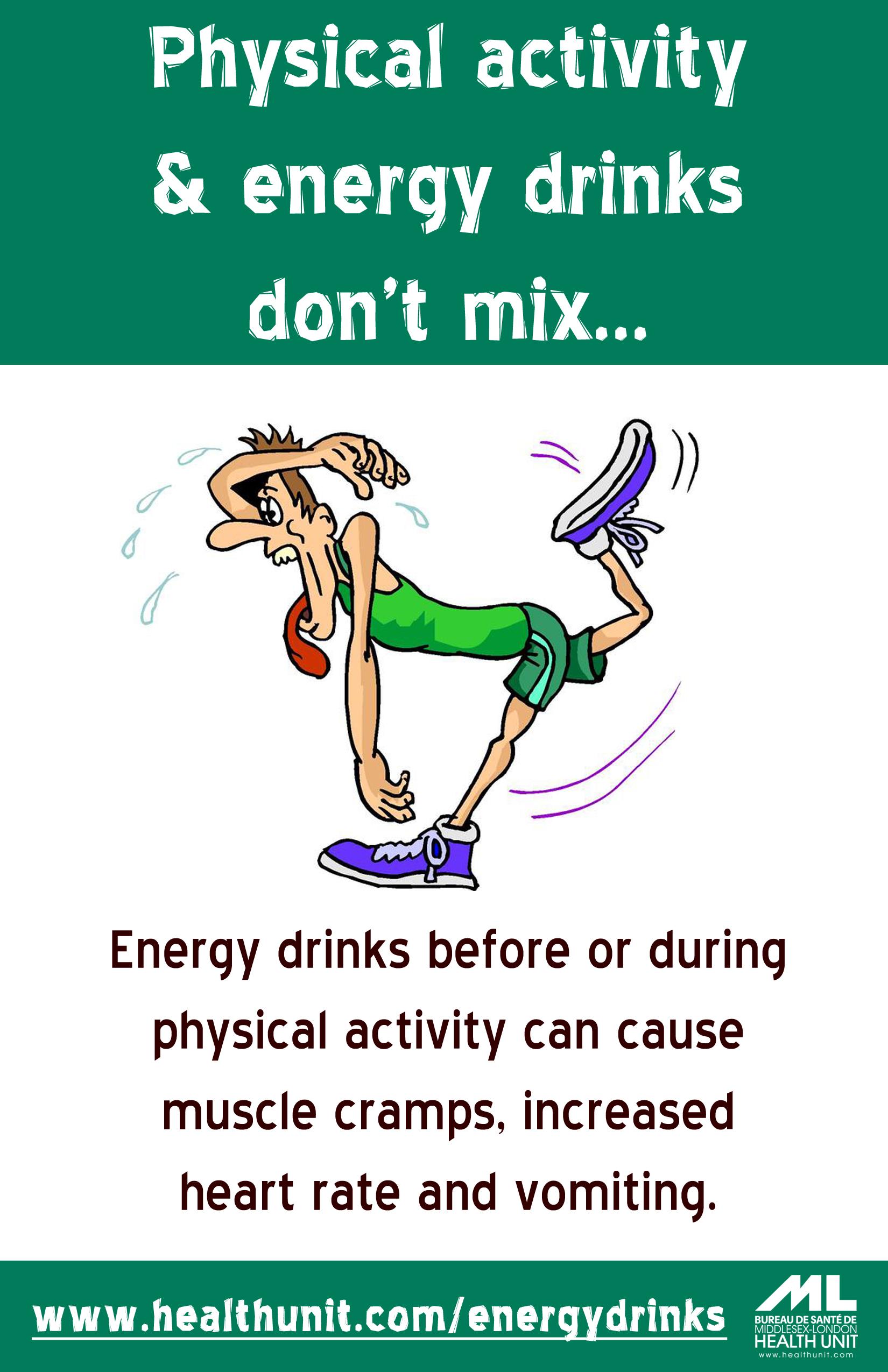 Dangers Of Energy Drinks Statistics
