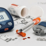 testing blood sugar at home