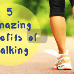 Amazing health benefits of walking