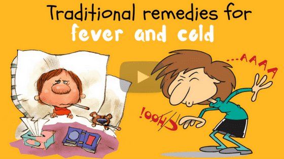 ayurvedic home remedies for cold and fever