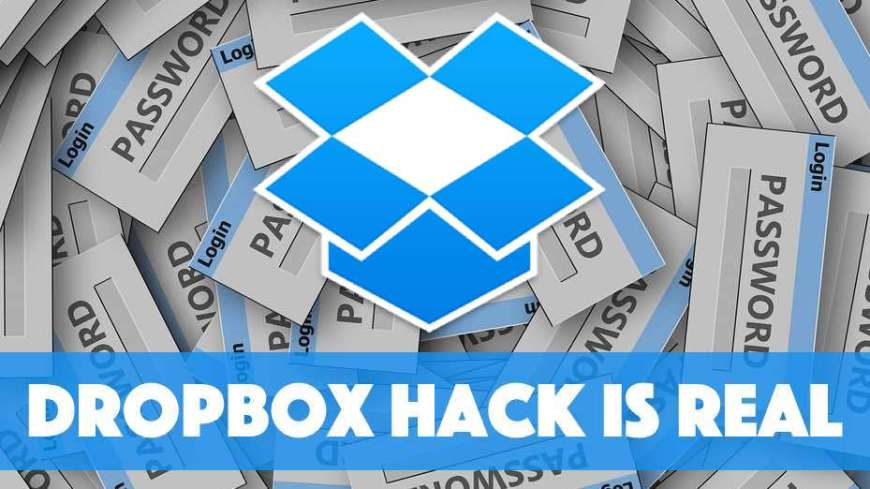 Image result for dropbox passwords hacked