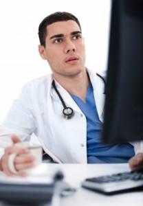 Doctor - Computer ID-10033361