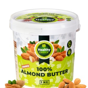 "Almond butter ""Healthy Choice"" 1Kg"