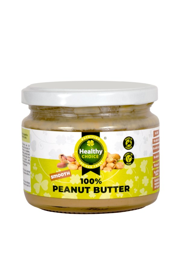 "Peanut butter ""Healthy Choice"" 250g"