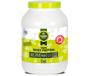 100% Whey Protein Strawberry flavor, 1Kg