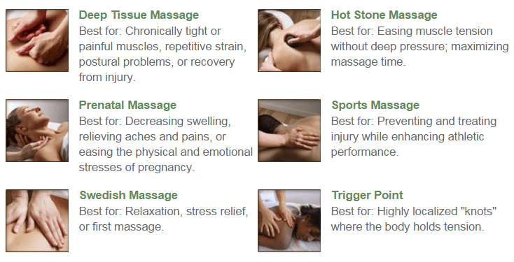 elements-massage-types