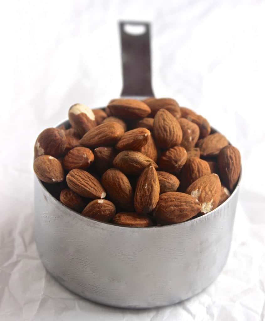 Homemade Dark Chocolate Almonds Healthy Liv