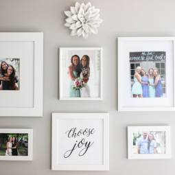 How to Create a DIY Photo Gallery Wall