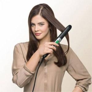 مكواة الشعر السيراميك فعالة وآمنة