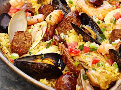 القواقع وفواكه البحر قيمة غذائية عالية