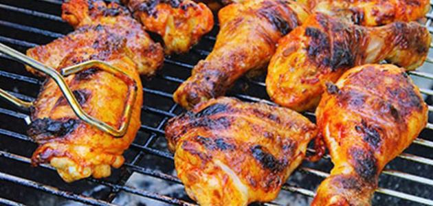 وصفة دجاج صحية
