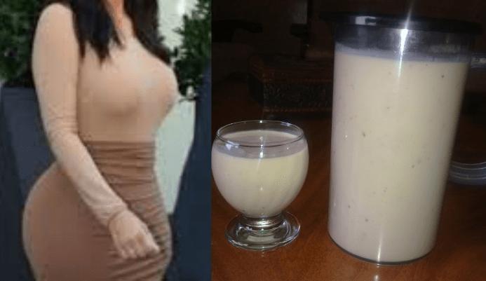 الحليب لزياده الوزن في اسبوع