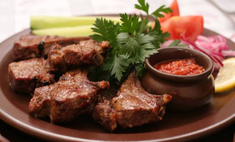 لحم الضأن الصحي