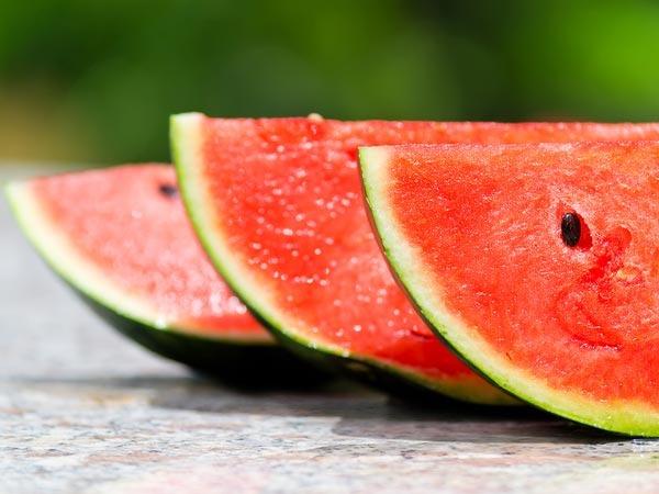 فوائد البطيخ وأضراره