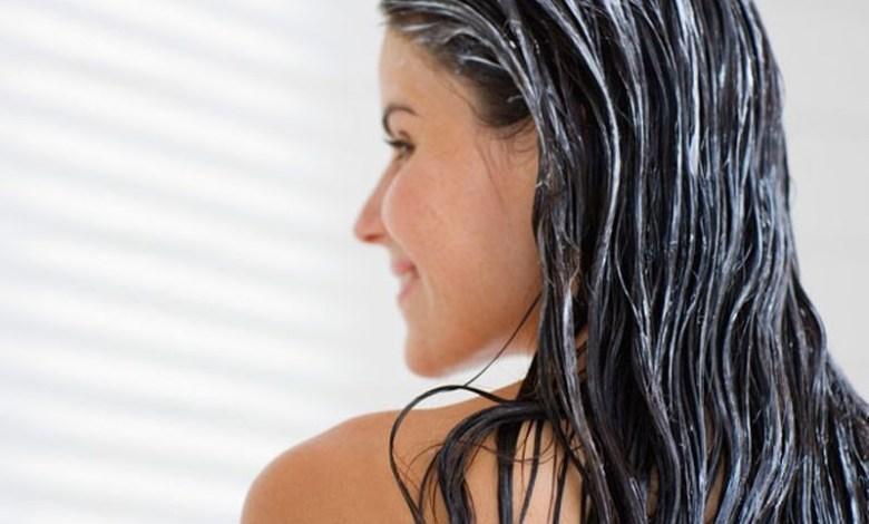 فوائد اللبن للشعر