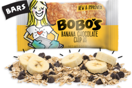 Bobo's baked goods are a delicious and wholesome snack you can enjoy at home or on the go. Check out all the available products and flavors the whole family will enjoy!