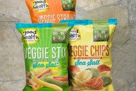 """At Good Health®, they believe the secret to a great """"Lifeitude™,"""" aka loving life to the fullest, is feeling good. That's why they pack their Veggie Snacks® with Extra Goodness!™ like nutrients (vitamins!) from tomatoes, spinach, beets, broccoli and carrots to deliver a truly delicious snack so you can Enjoy Being Good™."""