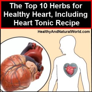 herbs for healthy heart