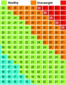Use this bmi calculator chart to find out also are you obese overweight rh healthyandnaturalworld