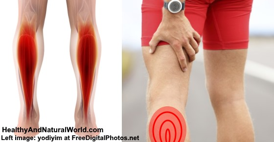 Effective Treatments for Pulled Strained or Torn Calf Muscle