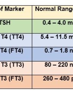 Tsh levels chart also normal high or low including optimal thyroid rh healthyandnaturalworld