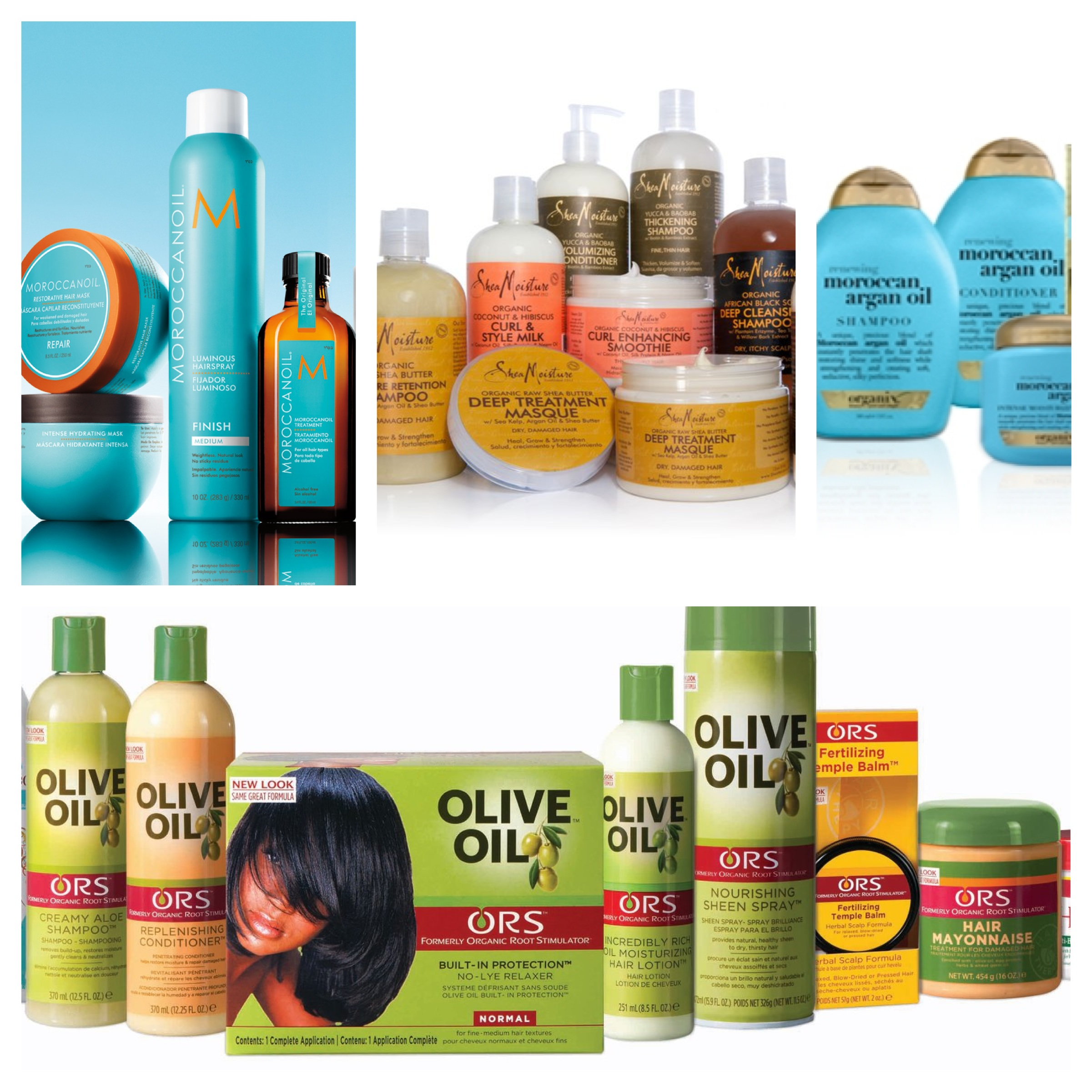 Best Natural Hair Care Products For C Hair
