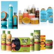 hair products healthy relaxed