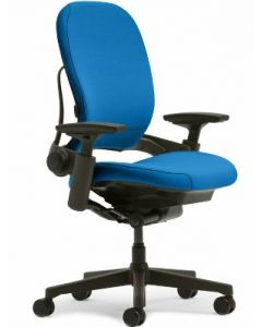 neutral posture chair review ergonomic footrest executive chairs office steelcase leap plus
