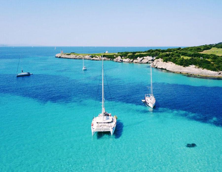 Sardinia & Corsica Kite Cruise 2018
