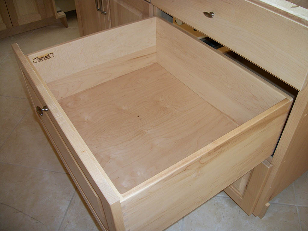kitchen cabinet with drawers blue chairs drawer options healthycabinetmakers