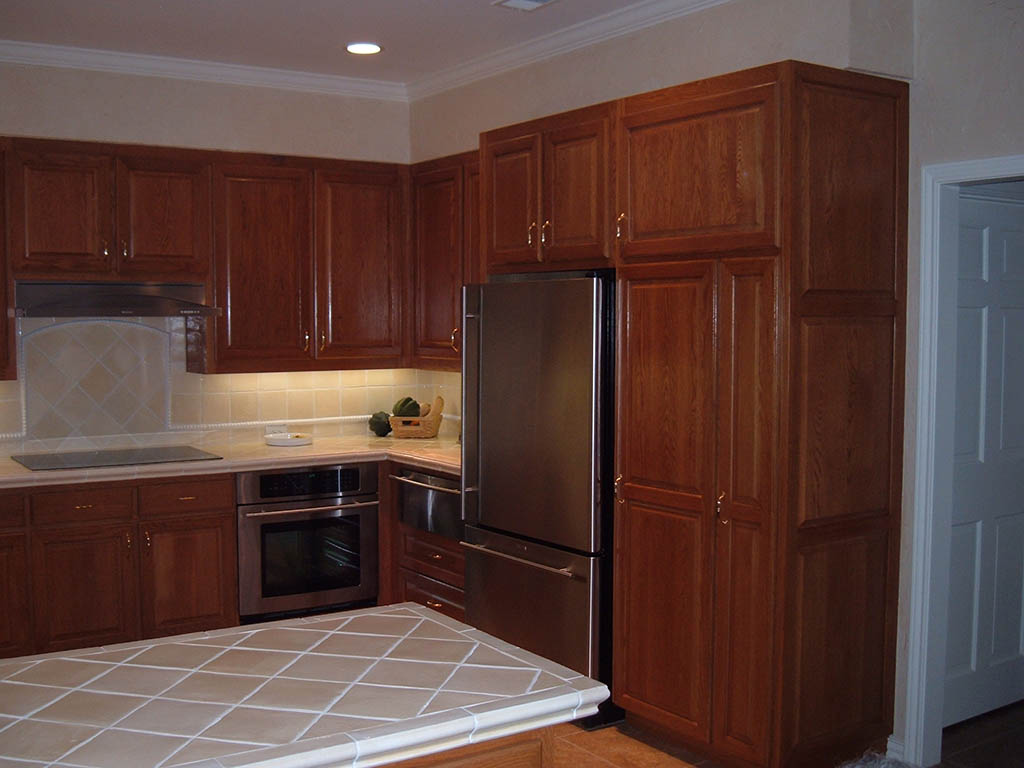 built in kitchen cabinets how many gallons is a trash can monarch pape healthycabinetmakers