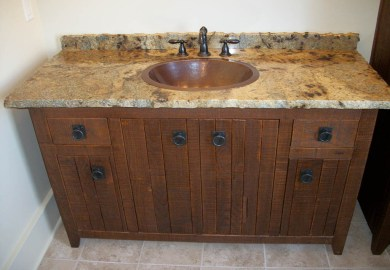 Solid Wood Bathroom Vanities Bathroom Vanity