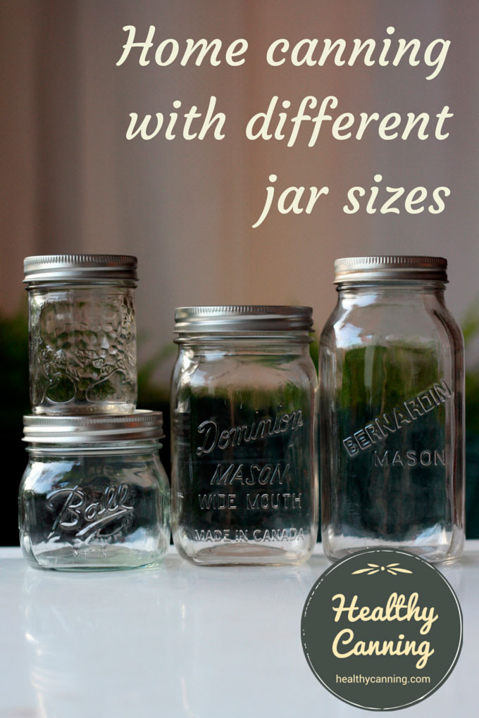 half gallon mason jar dimensions