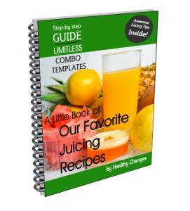 FREE Our Little Book of Favorite Juices