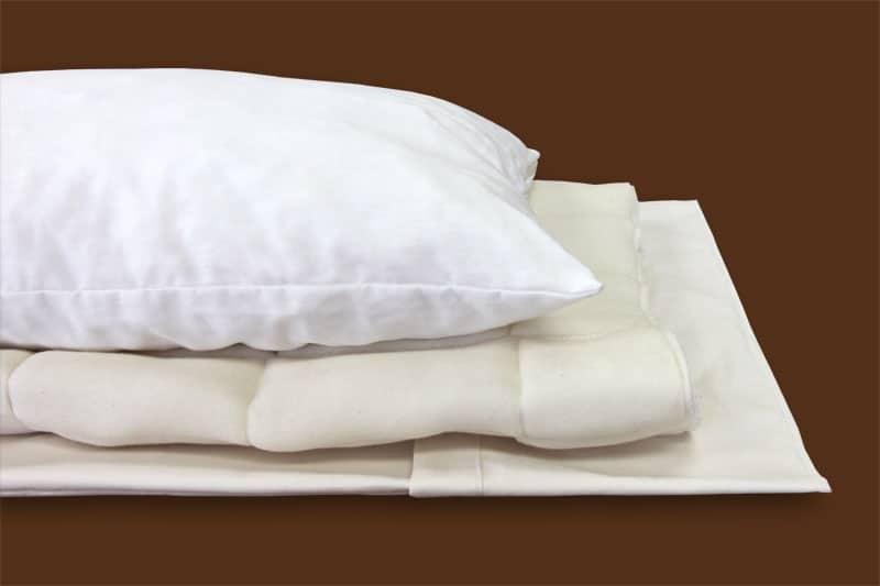 Naturepedic Trio Organic Pillow System