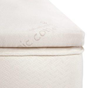 naturepedic organic solid latex pillow