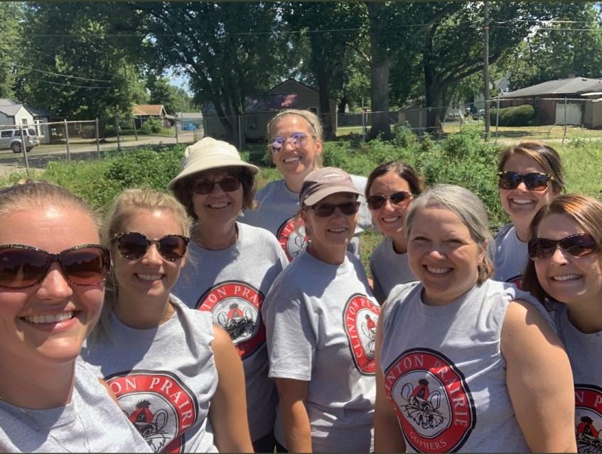 Community Garden Volunteers